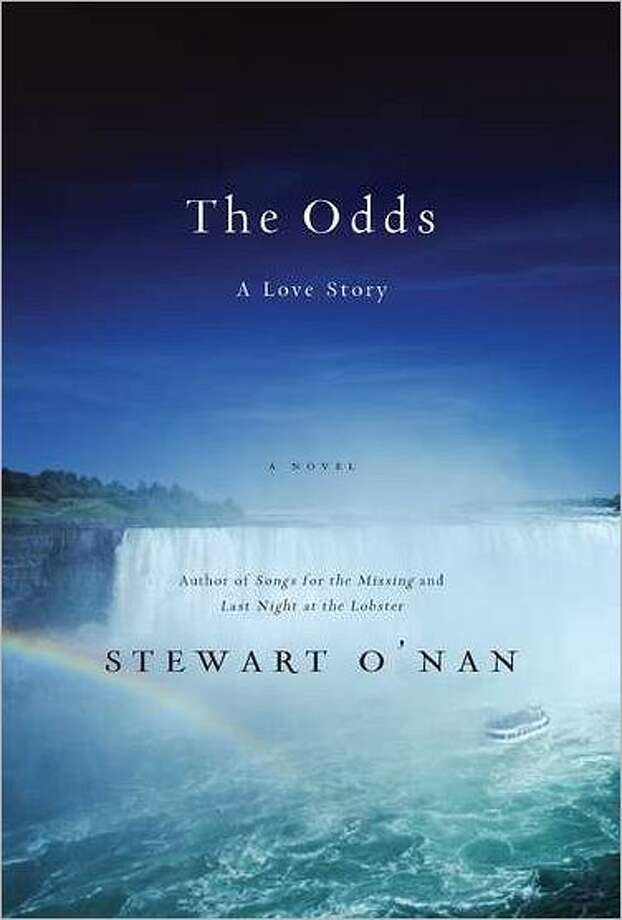 Cover image for The Odds: A Love Story, by Stewart O'Nan. Photo: Xx