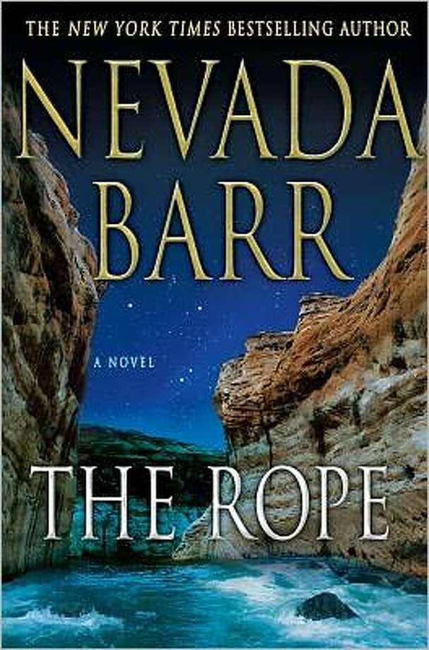 Cover image for The Rope, by Nevada Barr Photo: Xx