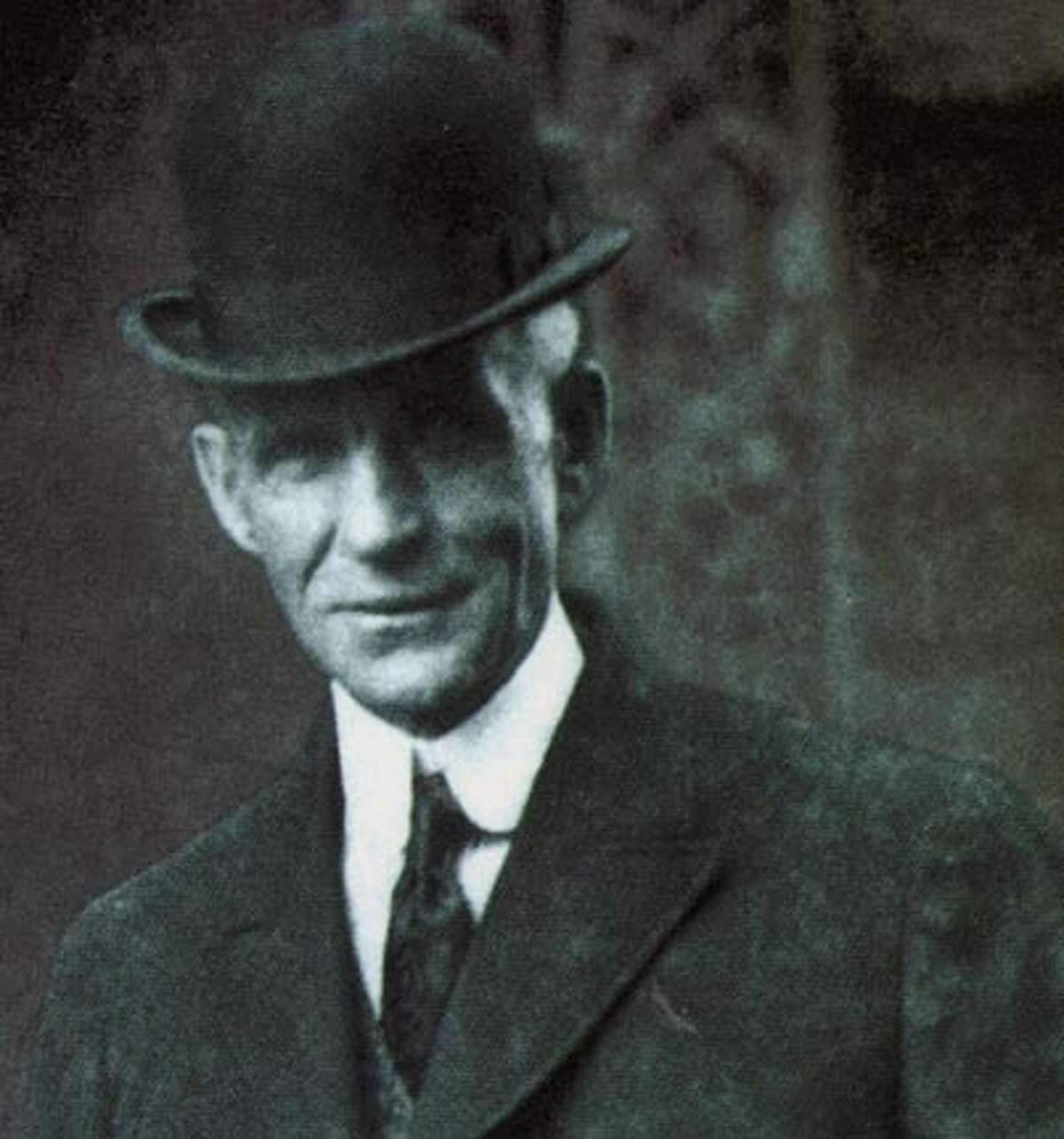 Henry Ford from book cover