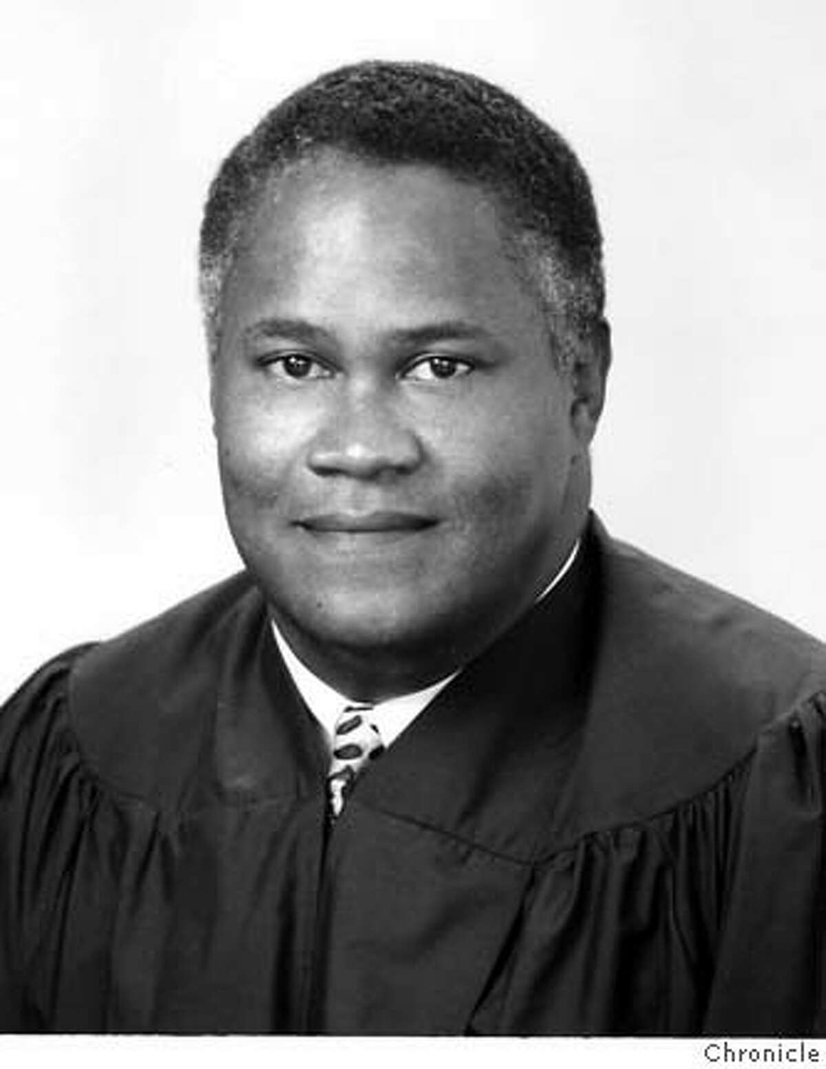 Chambers of U.S. District Judge Morrison England. He's one of the candidates referred by Schwarzenegger to the State Bar commission.