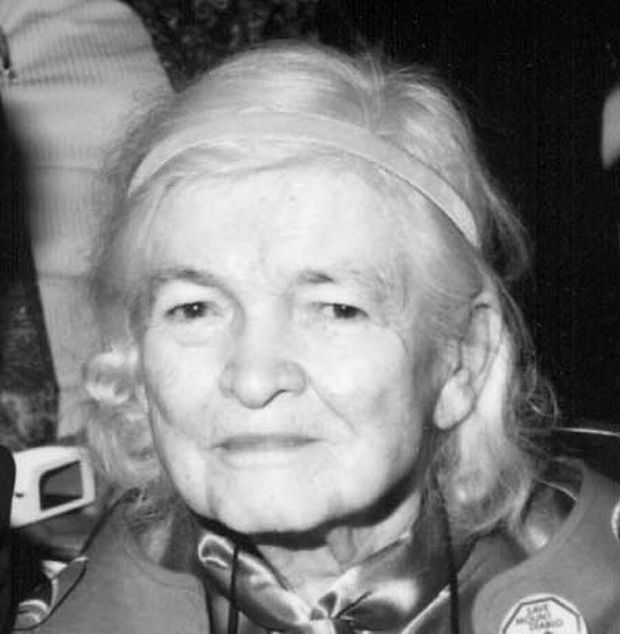 Mary Bowerman.