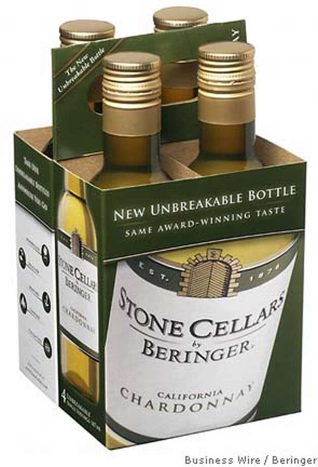 Premium Wine in Unbreakable Single-Serve Bottles (Photo: Business Wire)