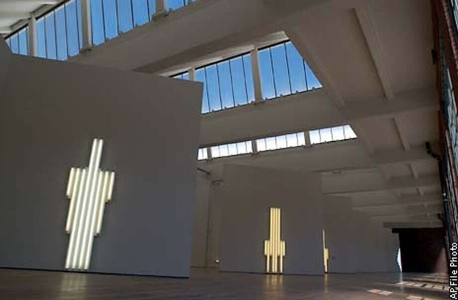 Where Sun And Space Magnify Art S Power New N Y Museum Casts