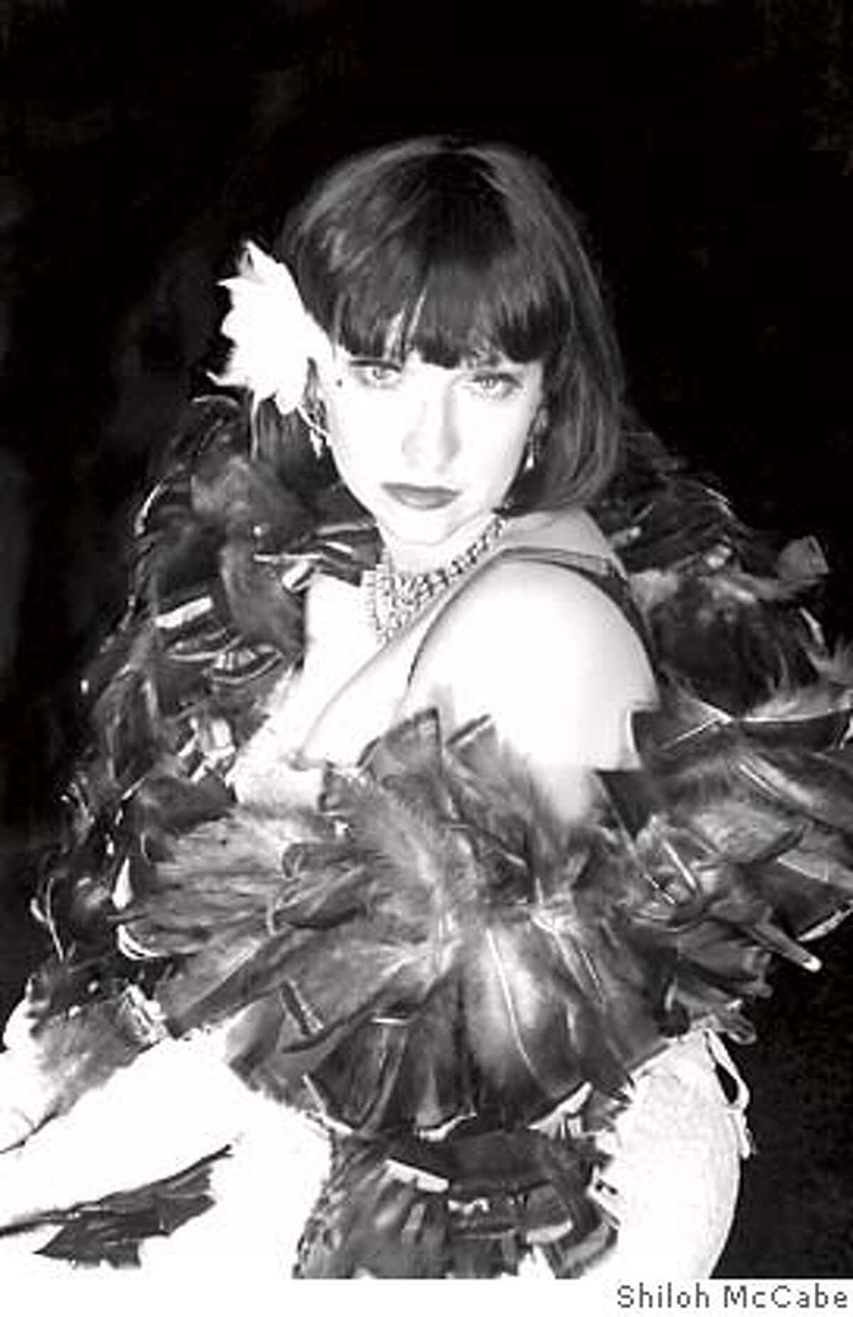 Obituary photo of Heather MacAllister. Credit: Shiloh McCabe Ran on: 02-24-2007 Heather MacAllister created San Franciscos Big Burlesque and the Fat Bottom Revue to feature larger women. Ran on: 02-24-2007 Heather MacAllister created San Franciscos Big Burlesque and the Fat Bottom Revue to feature larger women.