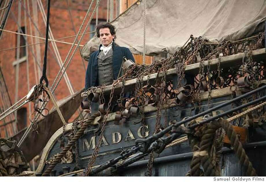 "Ioan Gruffudd as William Wilberforce in ""Amazing Grace."" Credit: Samuel Goldwyn Films Photo: Samuel Goldwyn Films"