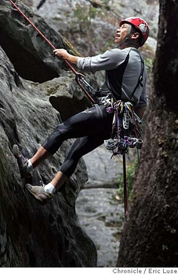 An uphill struggle / Santa Clara instructor honors sister with