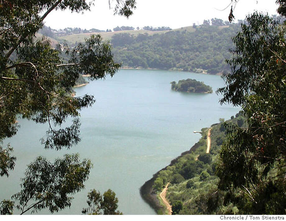 You really can have it all here / Lake Chabot / There's so