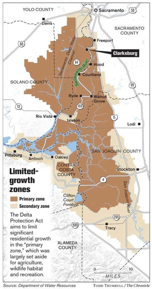 Limited-Growth Zones. Chronicle graphic by Todd Trumbull