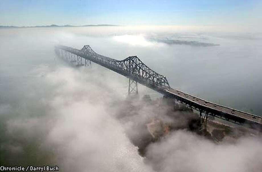 AERIALS-BRIDGE-20MAY01-MN-DB_05/16/03_B/W Paginated_5star_Metro_a21_full_rn/8468 Photo: DARRYL BUSH