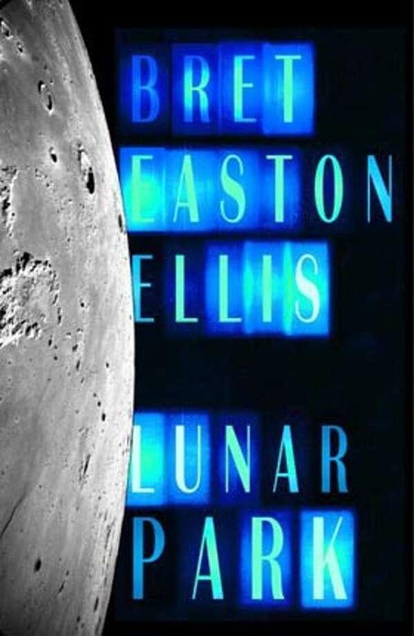 "Book cover art for, ""Lunar Park"" by Bret Easton Ellis. BookReview#BookReview#Chronicle#08-14-2005#ALL#2star#e6#0423163444"