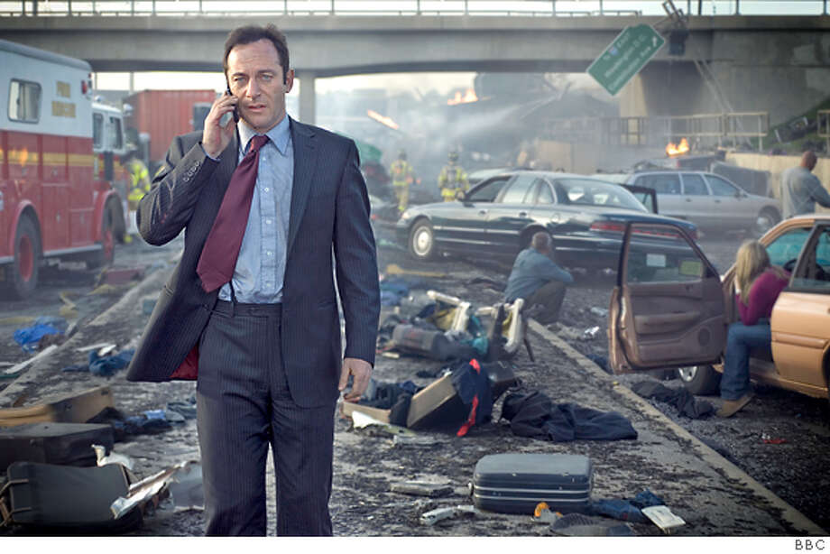 DCI ID: 7 State 21Dec06 Description: Sir Mark Brydon (Jason Isaacs). Rights Notes: For Show Promotion Only Credit: BBC Image Post Date: 10-Jan-2007  Ran on: 02-16-2007  British Ambassador Sir Mark Brydon (Jason Isaacs) gets caught in the middle of a terrorist, and possibly government, plot. Photo: BBC