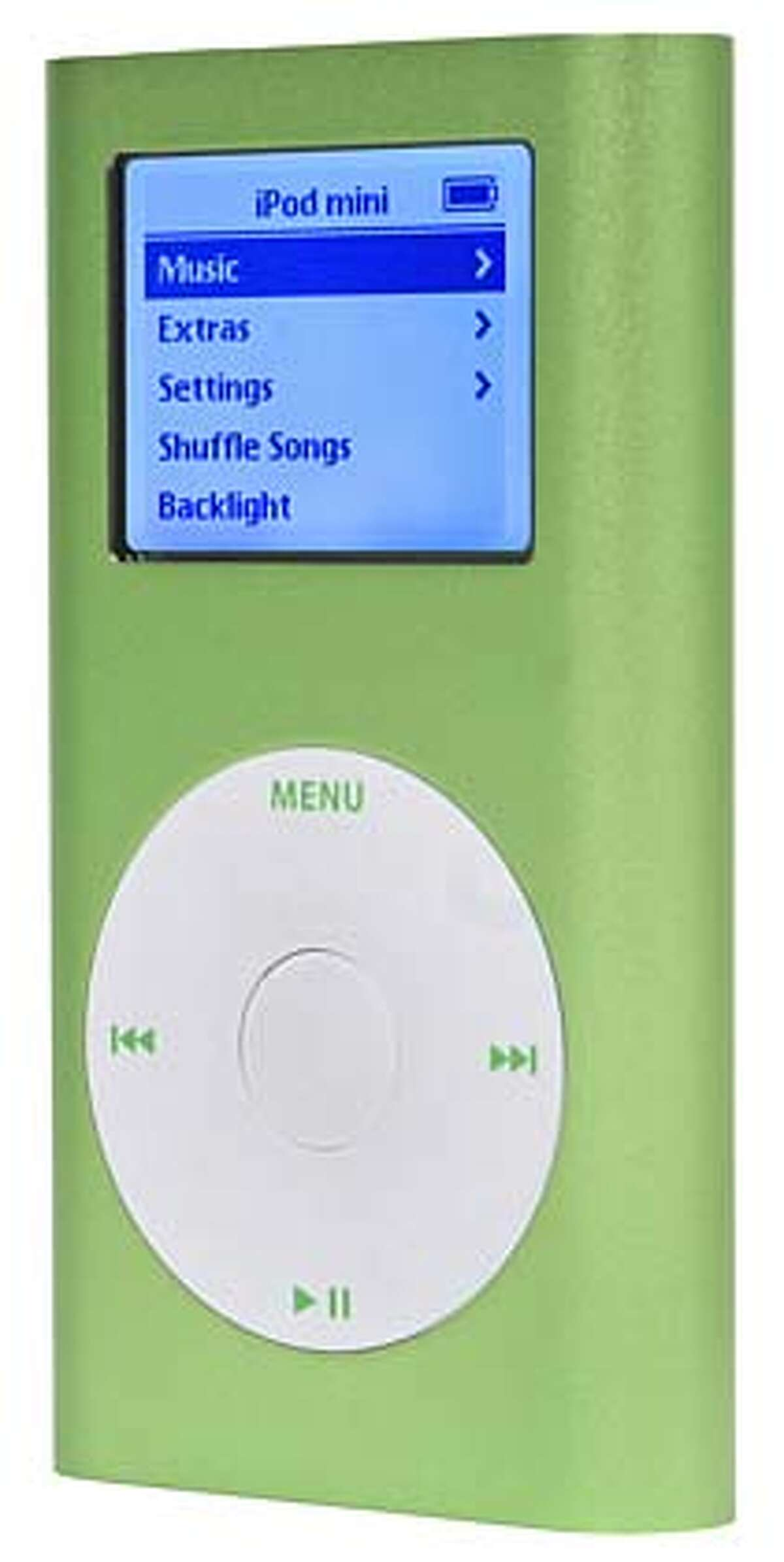 MP3 players that won't poop out, Apple iPod Mini. Ran on: 07-11-2005