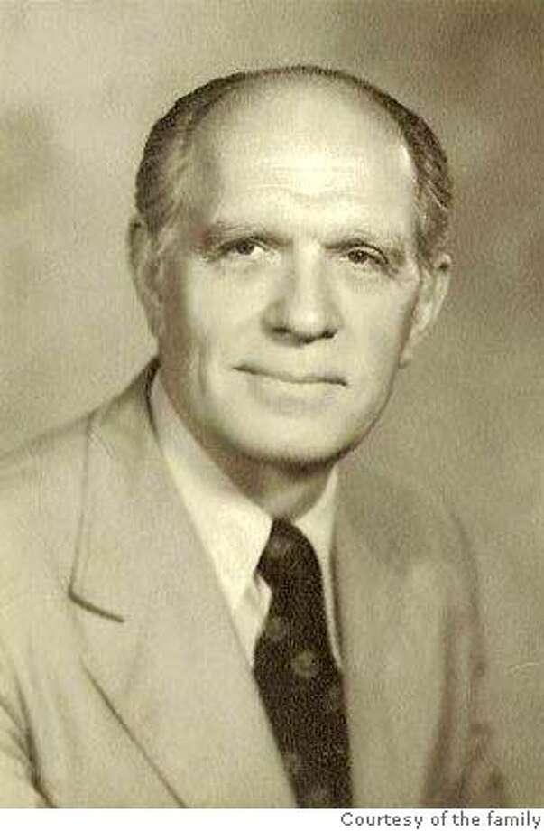 Obituary photo of Pierre Le Bris. Photo: Courtesy of the family Photo: Courtesy Of The Family