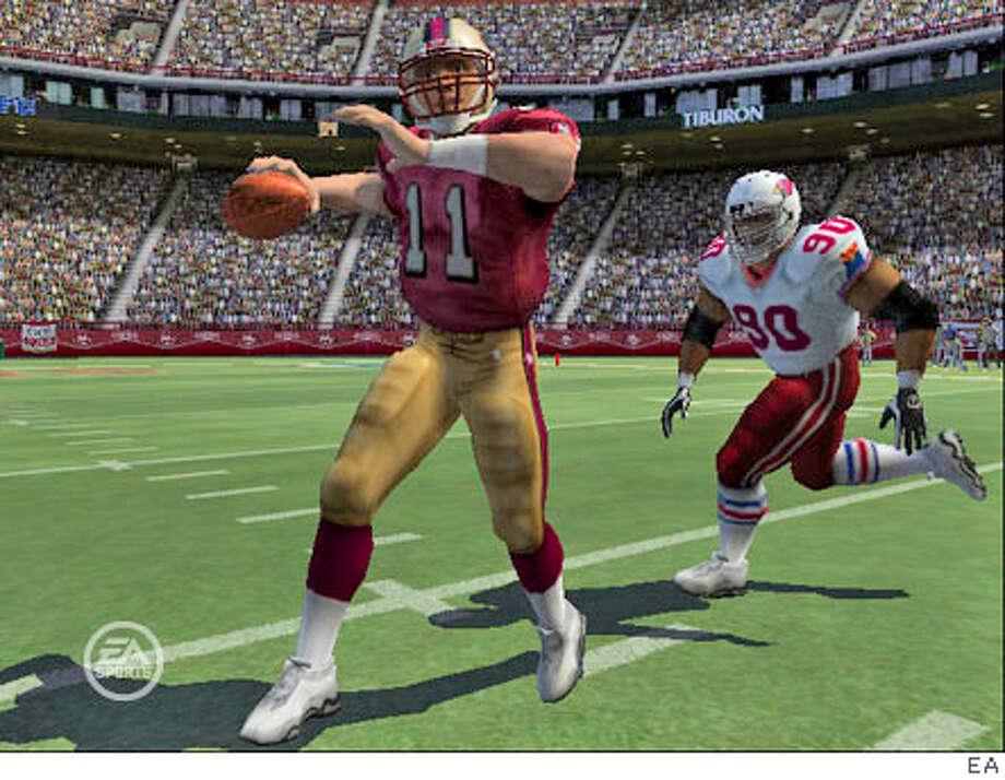 Madden NFL 2006.