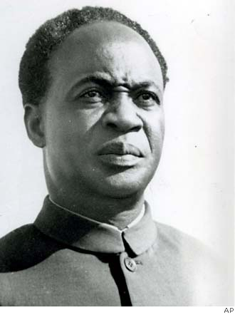 freedom for blacks rang first in ghana 1957 independence