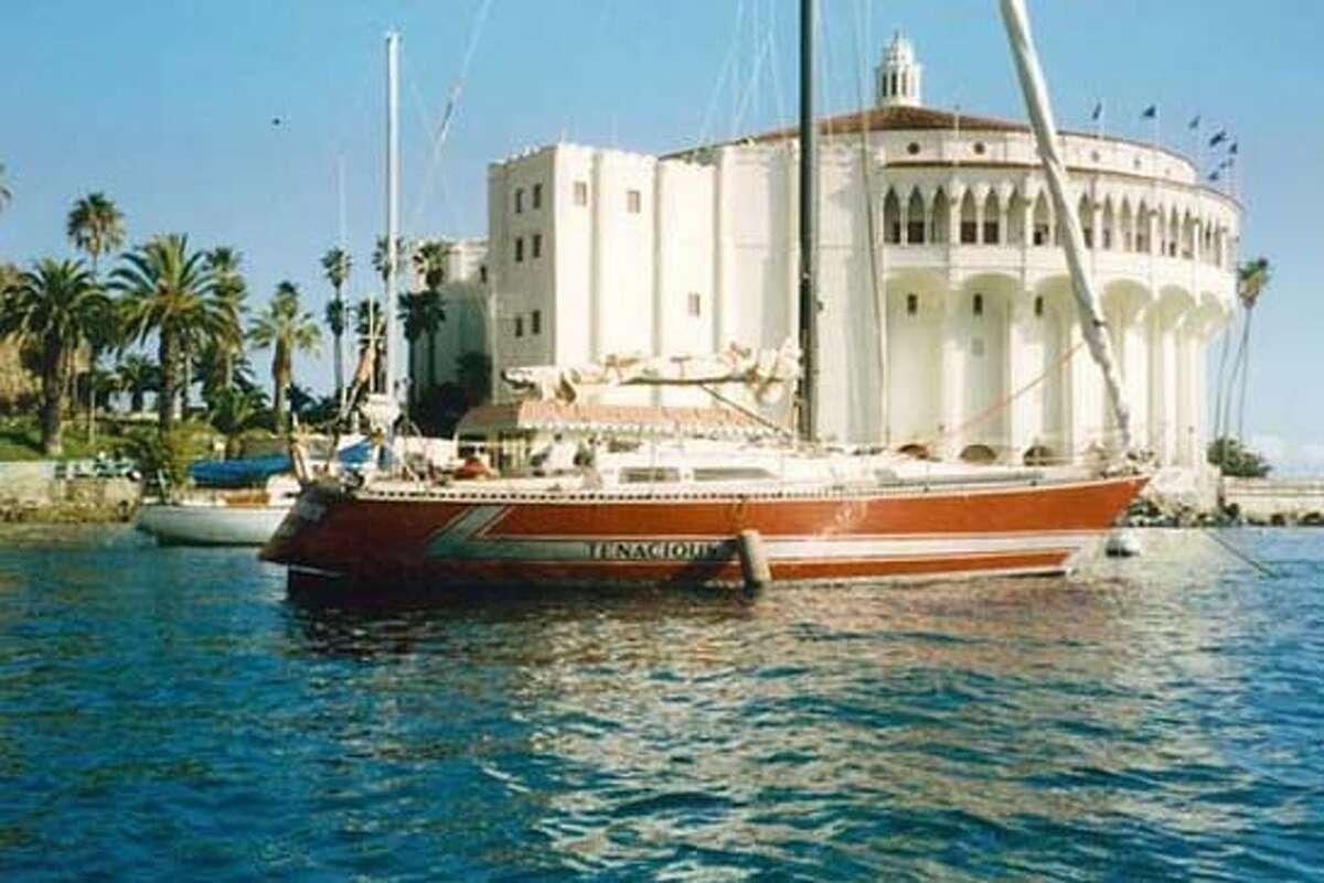 Photo of Jim Gray's, Tenacious Sailboat.