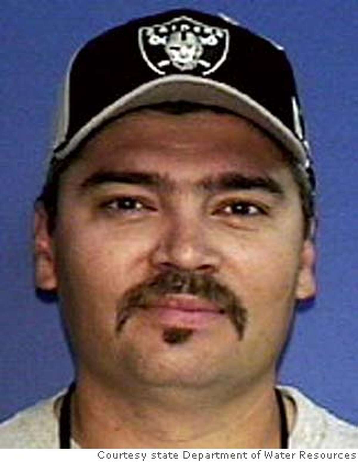 One of the divers who died, Martin Alvarado, 44, of Coalinga. Credit: Courtesy state Department of Water Resources