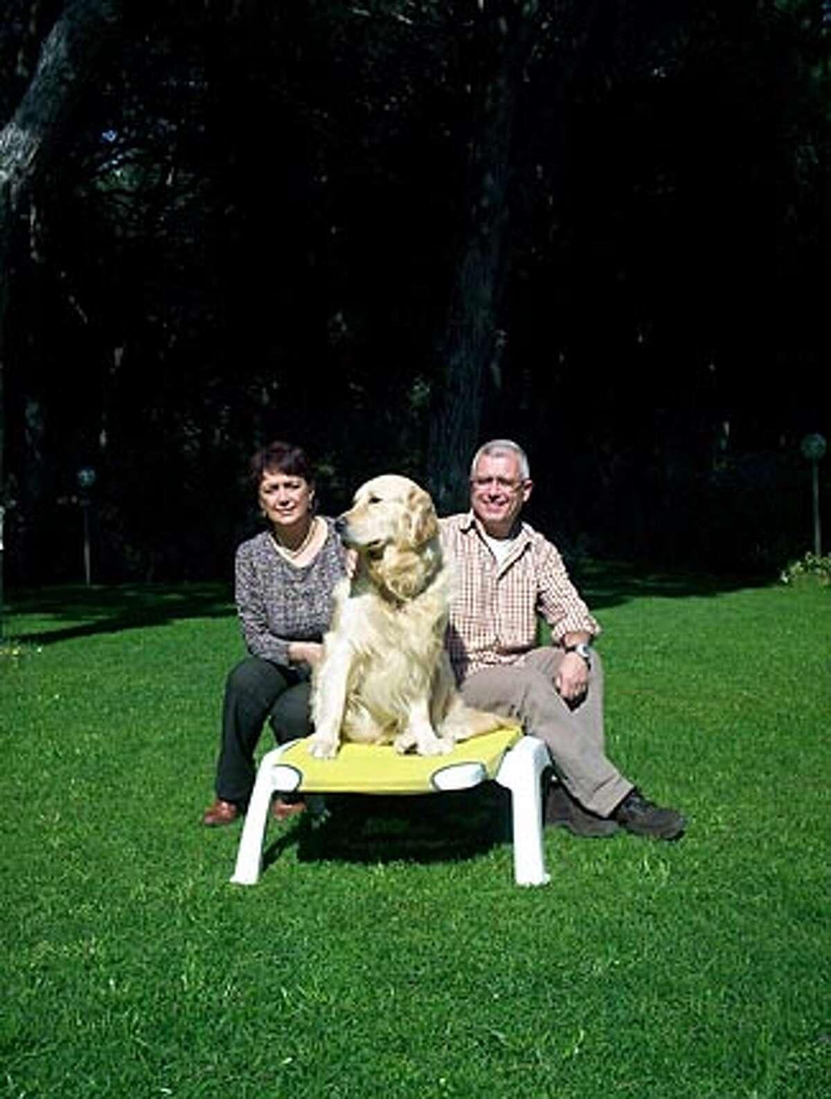 Elvia Romanin's villa on Ostia Lido, Italy.