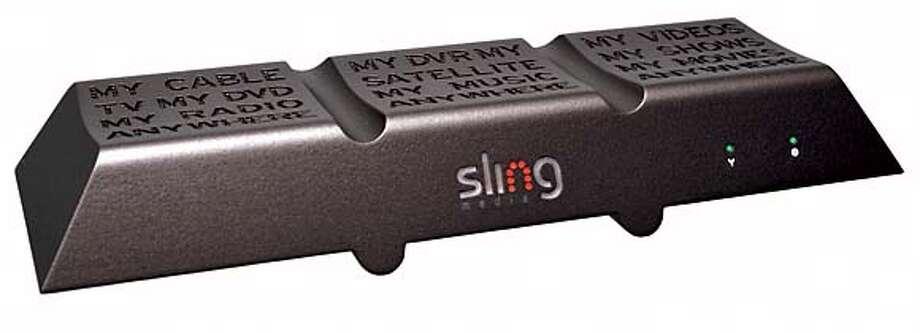 Sling Media Slingbox.