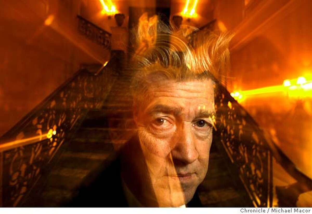 lynch07_001_mac.jpg Visionary Dircstor, David Lynch, ( Blue Velvet, The Elephant Man, Eraserhead, Mulholland Drive, Twin Peaks....) is in town to promote his arguably strangest film to date,