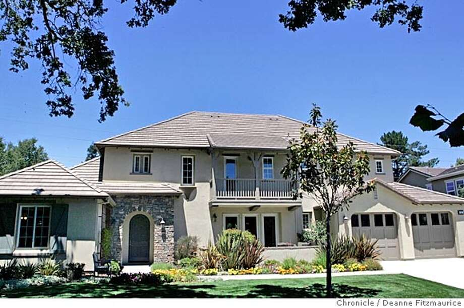JPG Montecito is a Shea Homes model home in Novato. San Francisco Chronicle