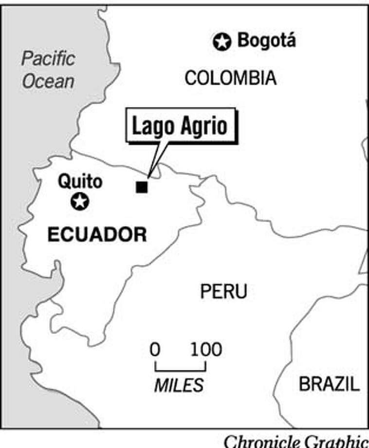 Chevron Texaco Locations Map on