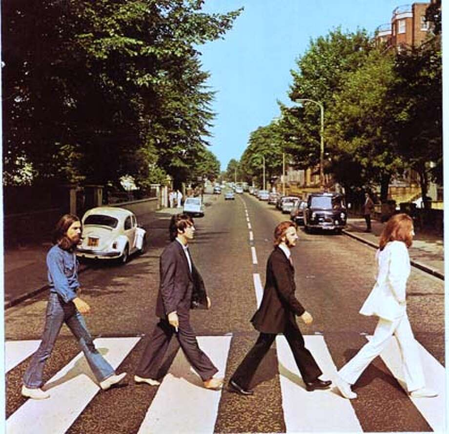 """Abbey Road"" is among the Beatles' albums for Apple Records, part of Apple Corps. Image courtesy of Apple Corps"