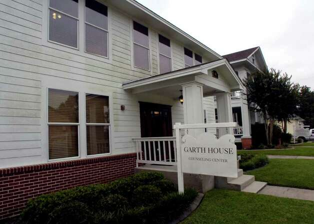 The Garth House, the home to the Mickey Mehaffy Children's Advocacy Program, Inc. on McFaddin in Beaumont.  Dave Ryan/The Enterprise Photo: Dave Ryan / Beaumont