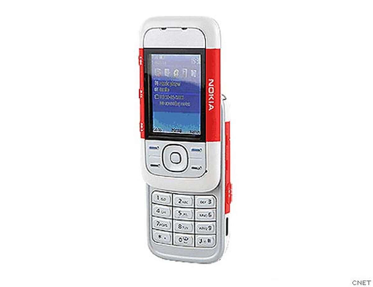 �Ultimate road-trip gadgets - Nokia 5300 Xpress Music. Credit: CNET