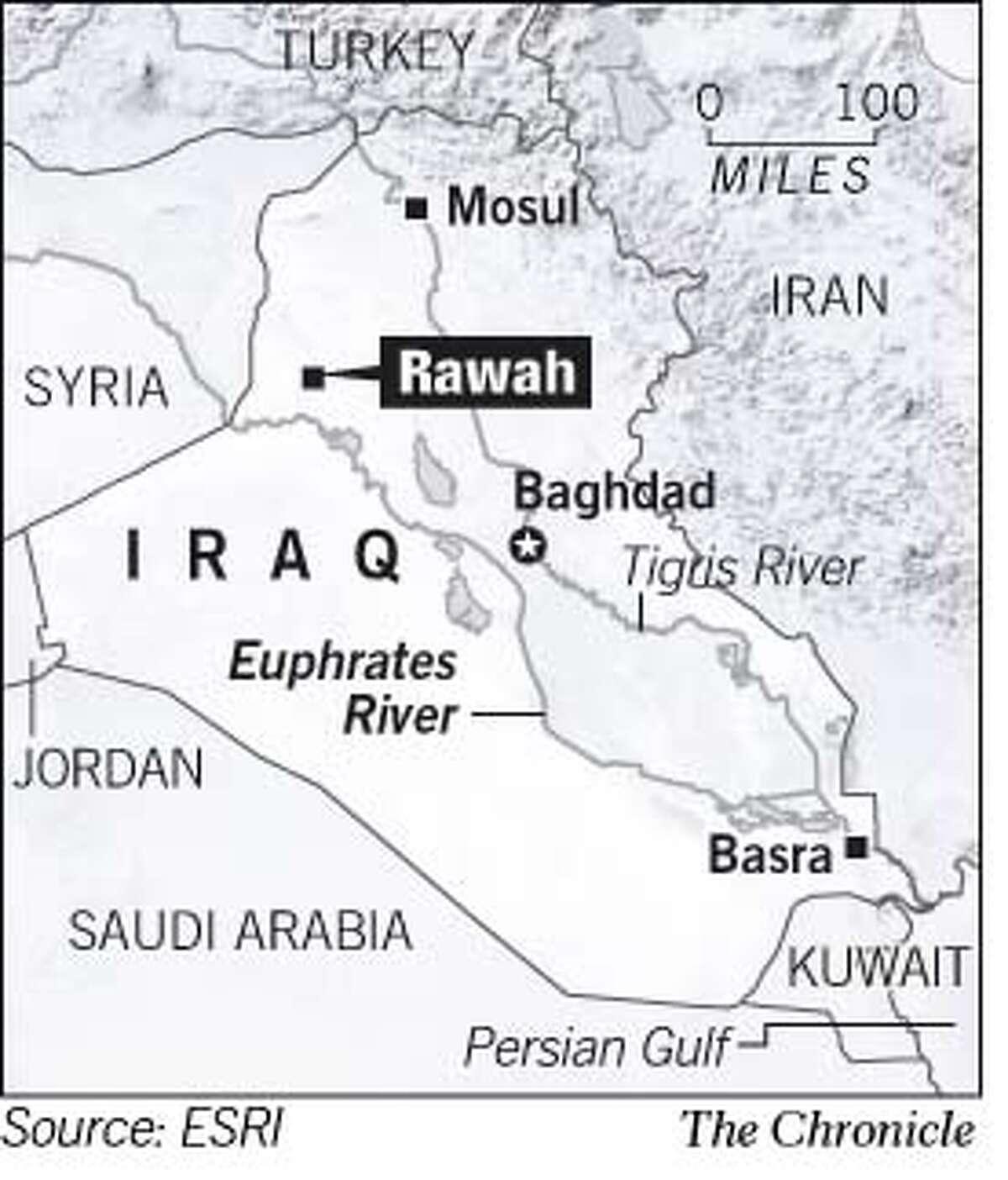 Rawah. Chronicle Graphic