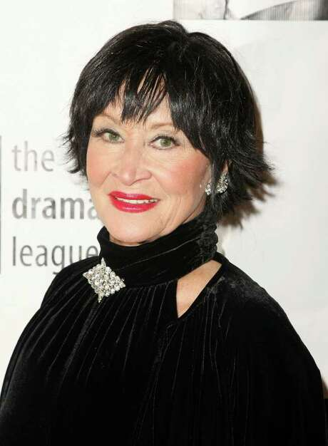 NEW YORK - FEBRUARY 02:  Actress Chita Rivera attends the Drama League's 25th annual All Star benefit gala at Rainbow Room on February 2, 2009 in New York City.  (Photo by Andrew H. Walker/Getty Images) Photo: Andrew H. Walker / Getty Images North America