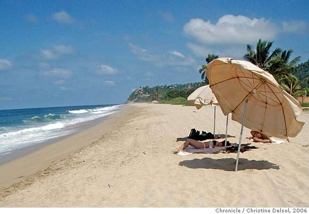 TRAVEL xx, Nayarit, Mexico -- Christine Delsol/The Chronicle 2006