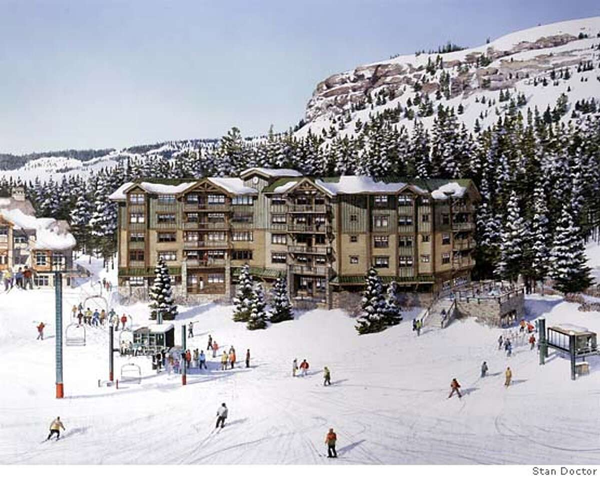 Expedition Lodge, a fractional ownership private residence club. The well-heeled will pay starting prices of $400,000 for a one-eighth share of a 2,200 to 2,800 ski-in, ski-out luxe condo.