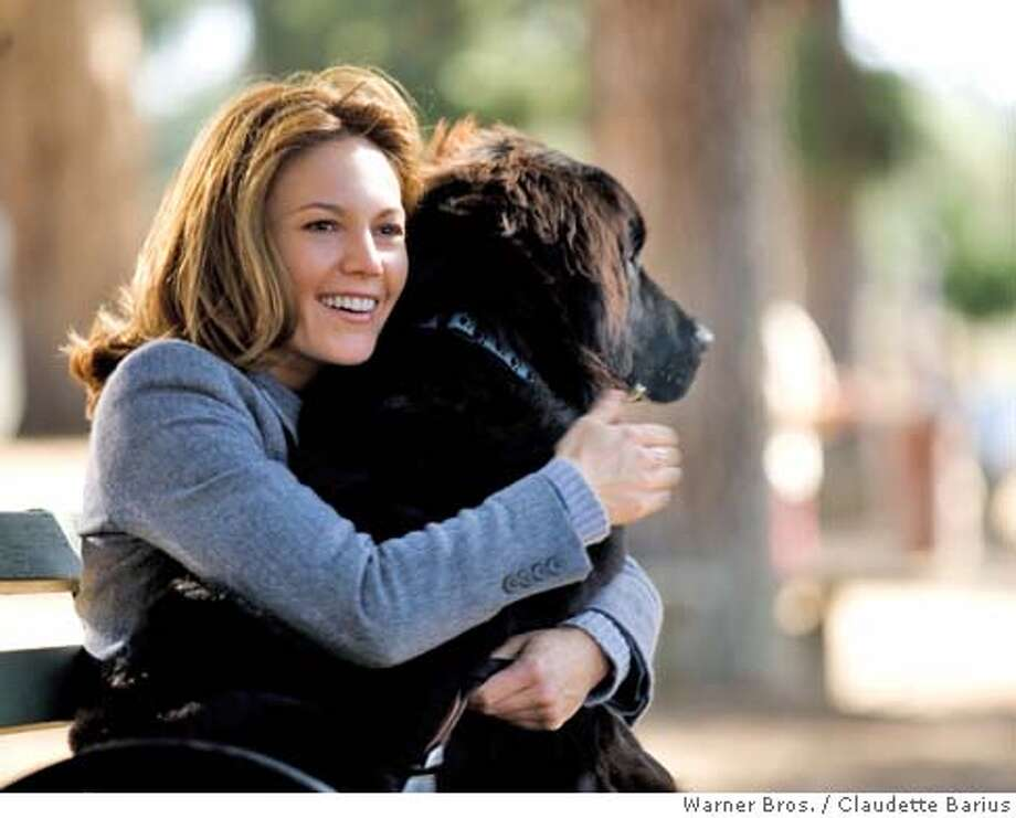 "Actors Diane Lane is shown in an undated publicity photo released July 26, 2005 in a scene from her new film ""Must Love Dogs"". Lane plays a woman feigning her love of dogs to meet the perfect man. The film opens in the U.S. July 27, 2005.Claudette Barius/Warner Bros/Handout Photo: HO"