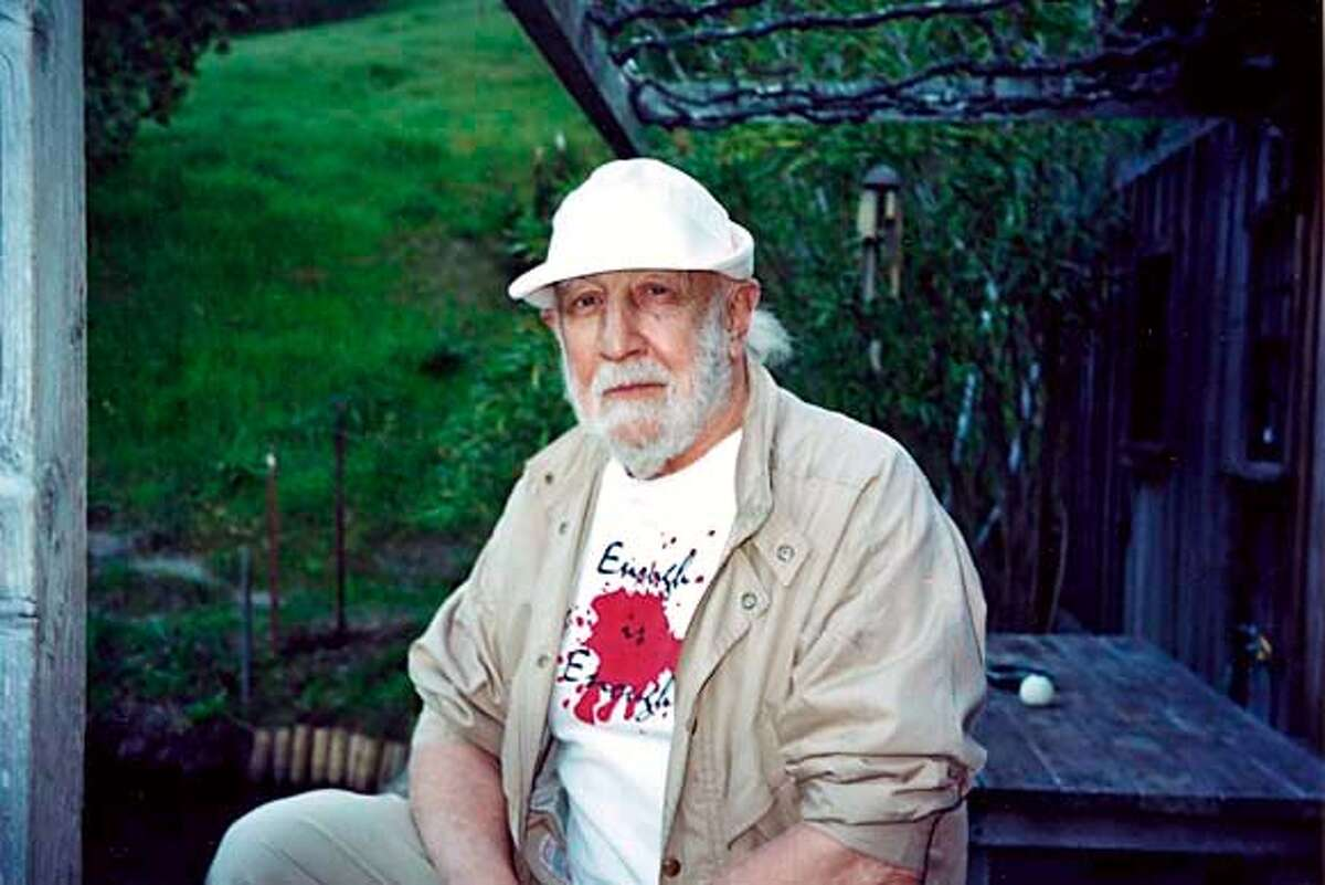 Obituary photo of Jesse Reichek.