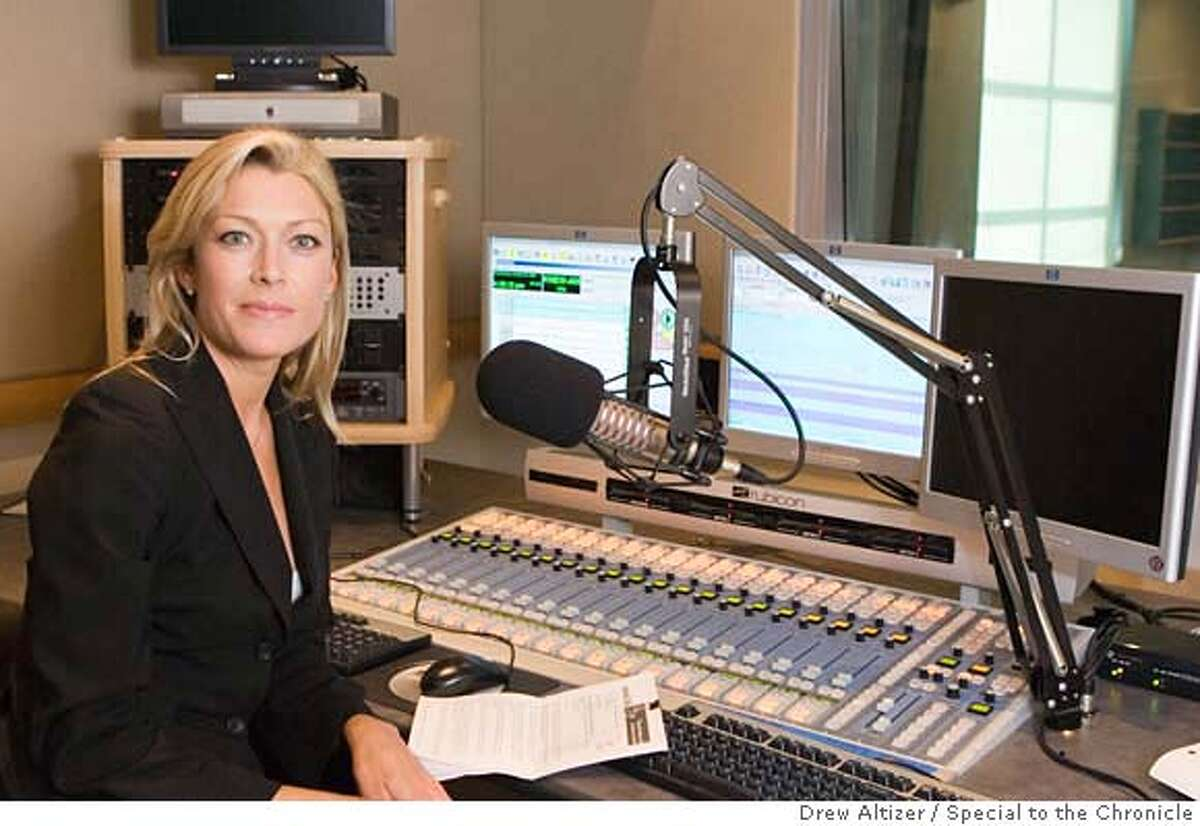 Ruby Tourk, Executive Producer, Benefit Radio/Television, 2006 photo. DREW ALTIZER/SPECIAL TO THE CHRONICLE. NO MAGS, NO TV,