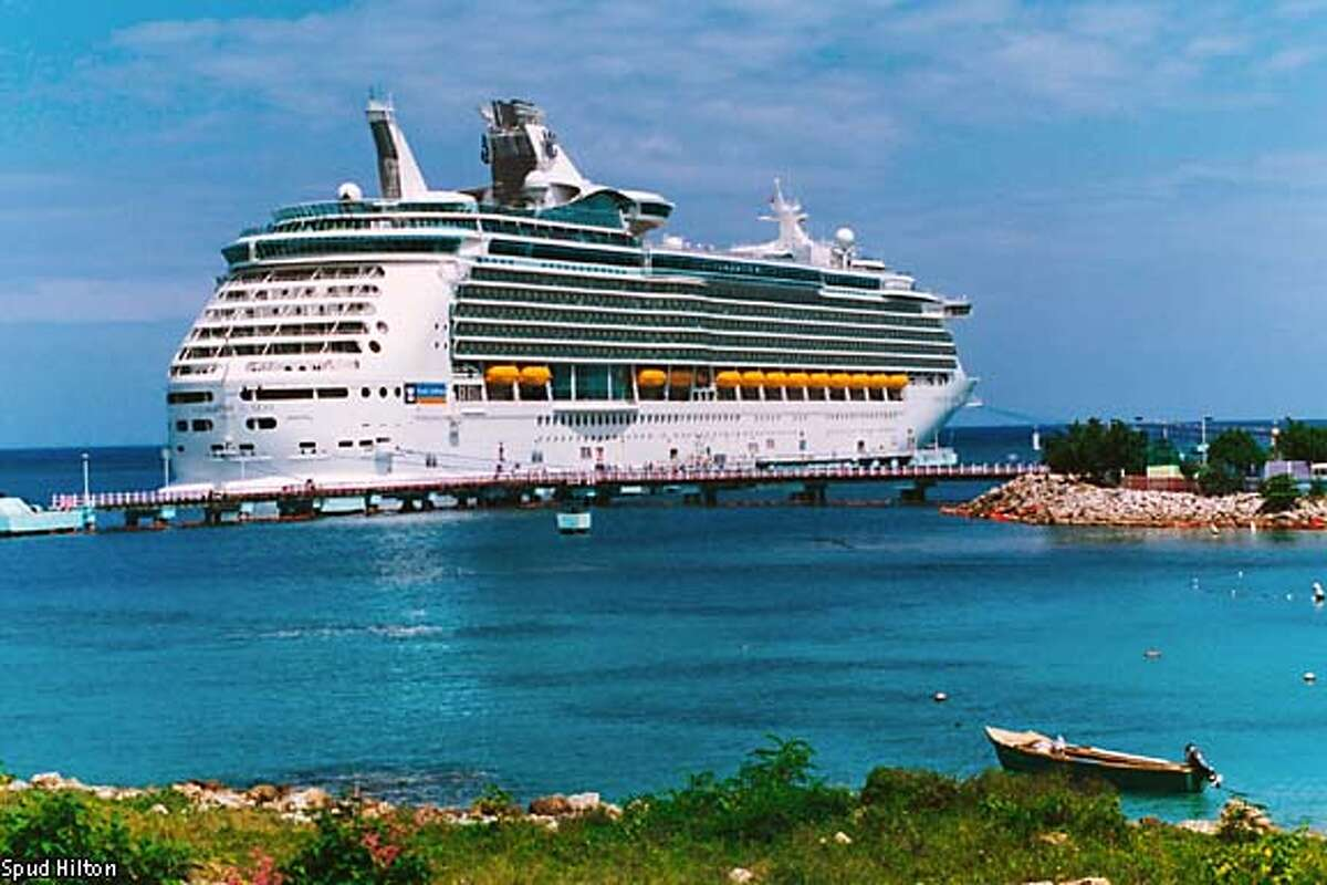 Royal Caribbean's Navigator of the Seas. Photo by Spud Hilton, special to the Chronicle