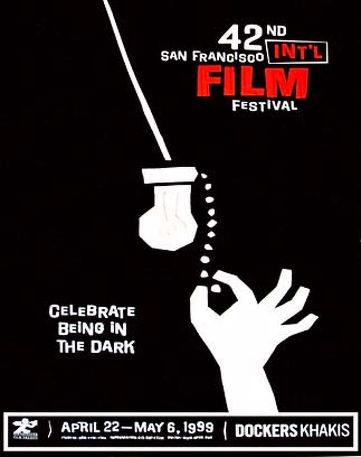 San Francisco International Film Festival poster