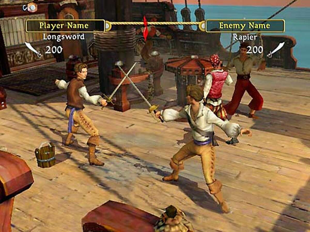 .JPG Sid Meier's Pirates! HANDOUT HANDOUT