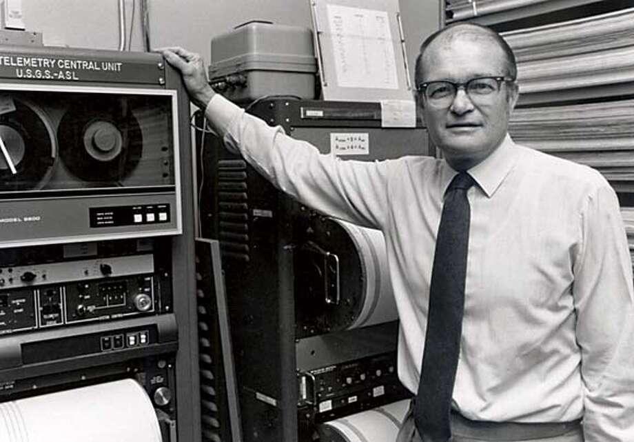 Obituary photo of Bruce Bolt.
