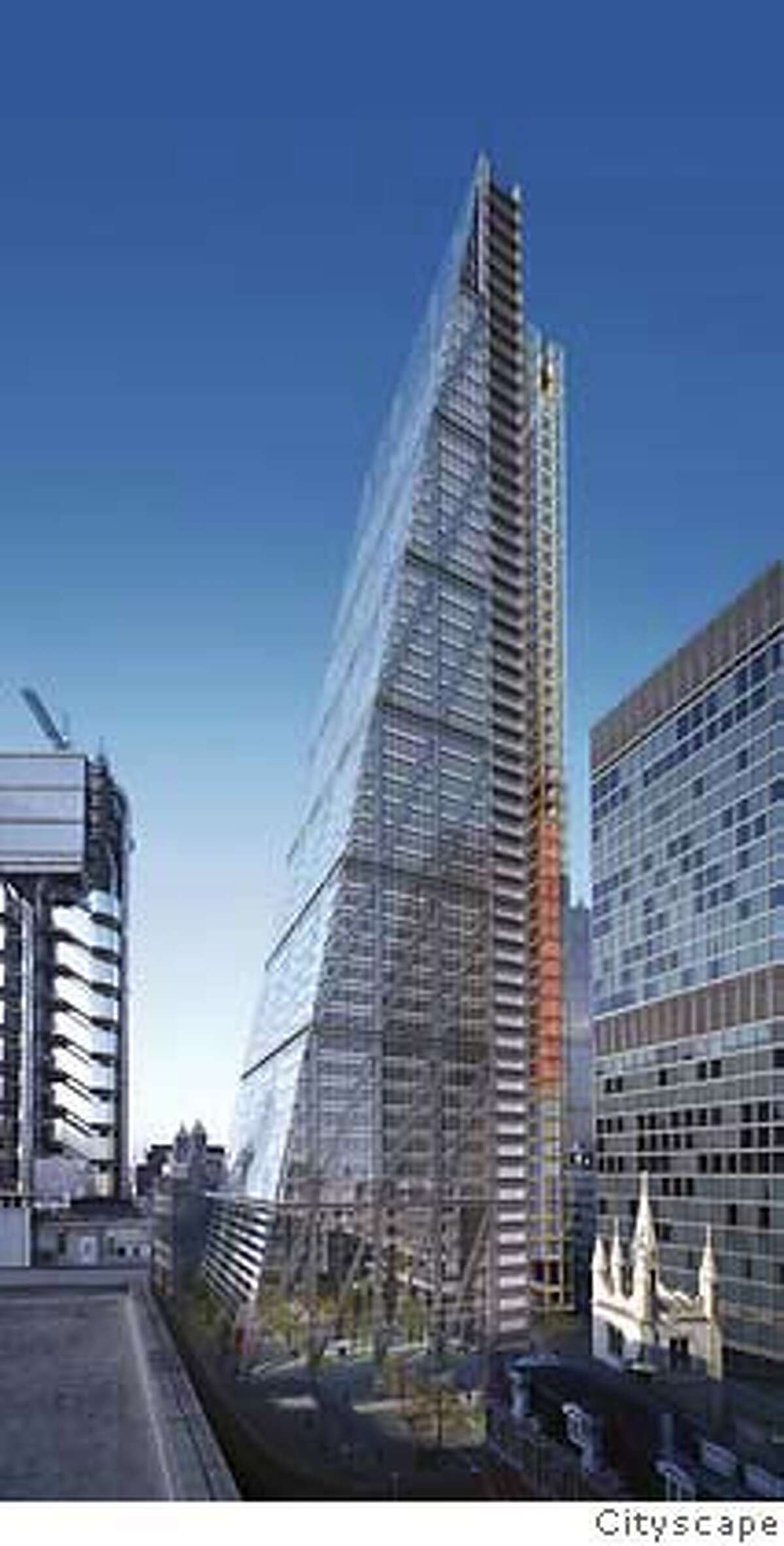 �The Leadenhall Building, London, UK Architect: Richard Rogers Partnership. Artist credit: Cityscape place30xx