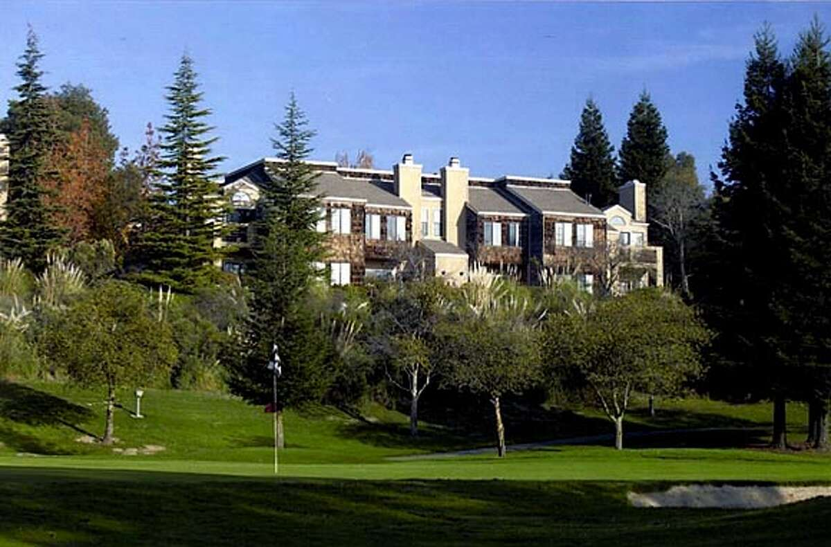 Golf-course apartments in San Ramon. Photo courtesy of Lincoln Properties