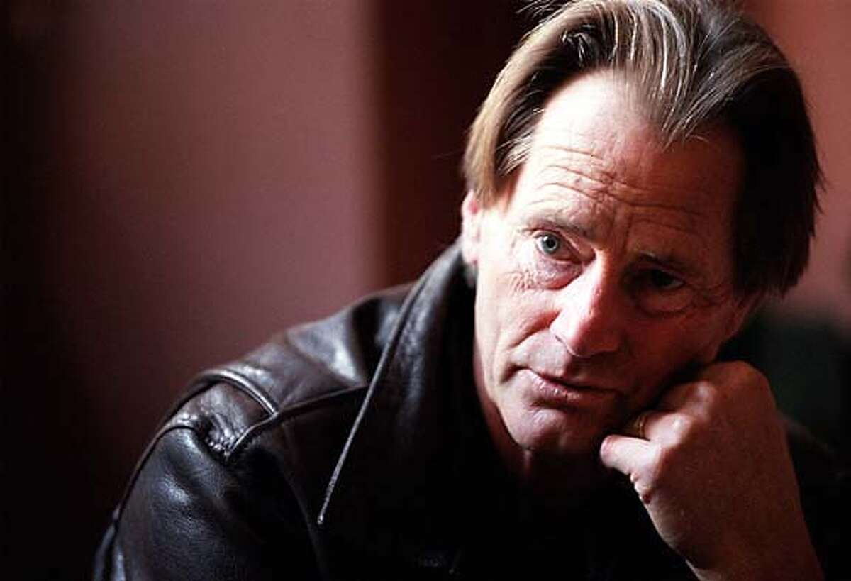 Sam Shepard, playwright and director of