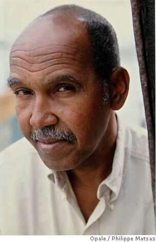 "Nuruddin Farah, author of ""Knots""  FOR USE WITH BOOK REVIEW ONLY Photo: Philippe Matsas / Opale"