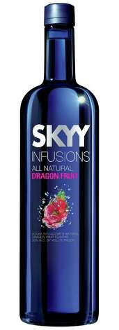 Skyy Infusions Dragon Fruit vodka Photo: Skyy Vodka