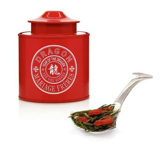 Year of the Dragon tea by Mariage Freres. Photo: Mariage Freres