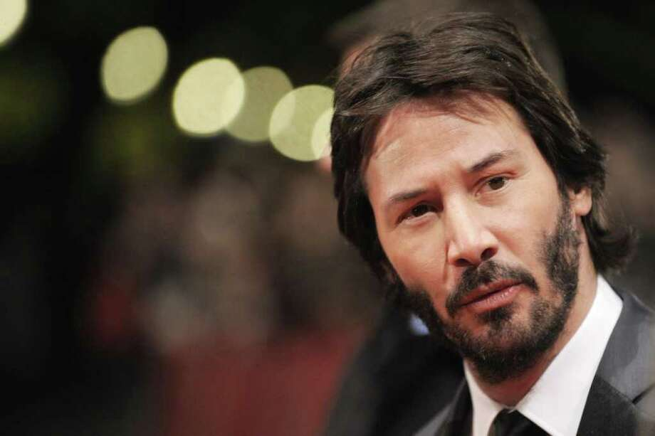 Keanu Reeves Vroom VroomThe 'Matrix' actor reportedly gave tens of millions of dollars to the costume and special effects teams of the blockbuster films. What's more, he surprised each stuntman with their own Harley-Davidson motorcycle.  Photo: AXEL SCHMIDT / DDP