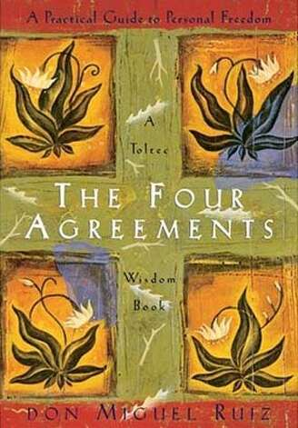 The Four Agreements by Don Miguel Ruiz Photo: HO