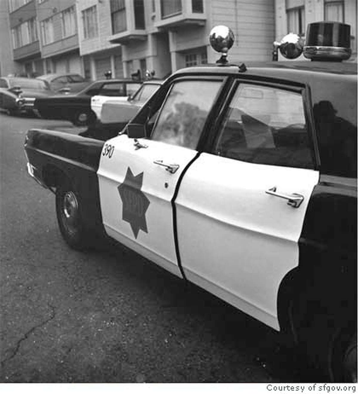 On Friday, June 19, 1970, at approximately 5:25 A.M., San Francisco Police Officer Richard Radetich was murdered while sitting in police vehicle 390 parked in front of 643 Waller Street. Credit: Courtesy of sfgov.org