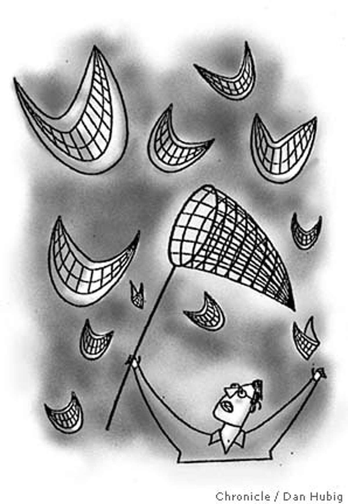 Chronicle illustration by Dan Hubig